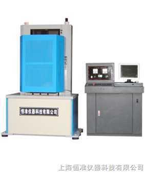 恒准拉力机1001/10吨拉力机/伺服拉力机-万能材料试验机/橡胶材料试验机/塑料拉力机