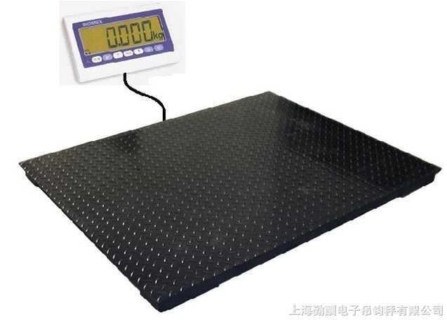 SCS-1吨防爆地磅价格
