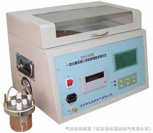 HD6100 精密油介损自动测试仪