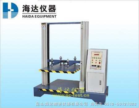 供应微电脑式纸箱抗压试验机/纸箱耐压强度试验机