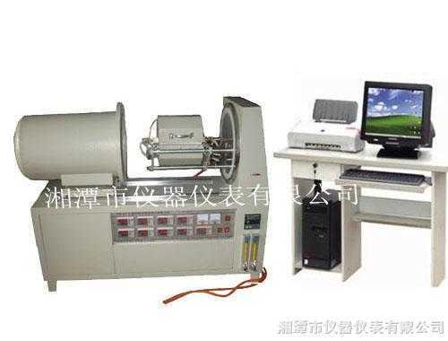 石墨材料中温导热系数测定仪