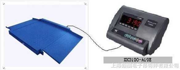 SCS-山东电子地磅秤 3吨小地磅 2吨地磅价格