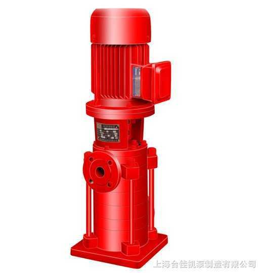 诚招代理XBD管道式消防泵