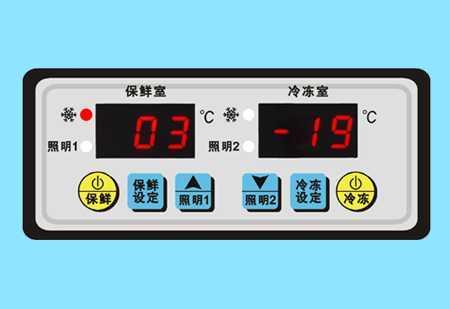 点菜柜控制器 SF-252