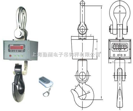 OCS-15噸直視電子吊秤