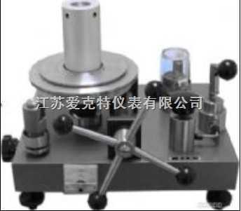 寬量程活塞式壓力計