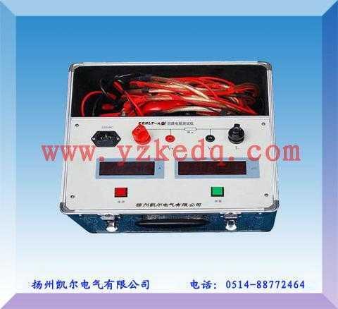 扬州 回路电阻测试仪