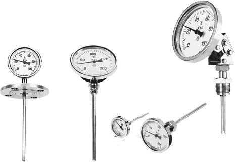 WSS系列-双金属温度计原理