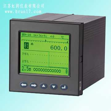 HR-XJ-6000-單色無紙記錄儀(黃屏)