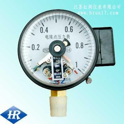 YXC-磁助电接点压力表