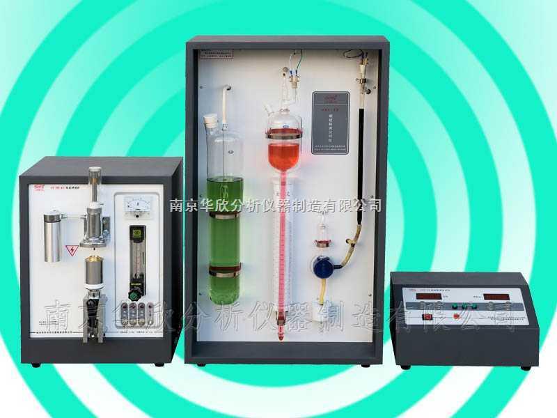 微机智能碳硫分析仪 炉前快速分析仪