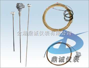 铠装热电阻-耐磨铠装热电阻