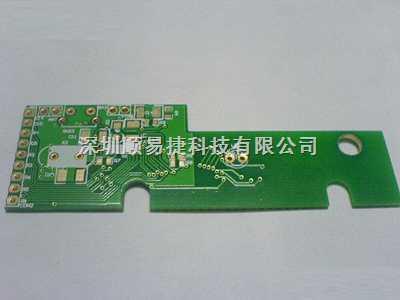pcb电路板 顺易捷科技品质保证飞针测试pcb板打样50元