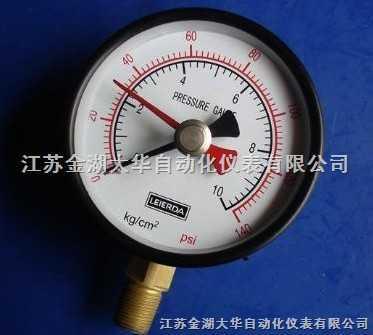 YN-60-J YN100-J YN150-J系列-記憶壓力表
