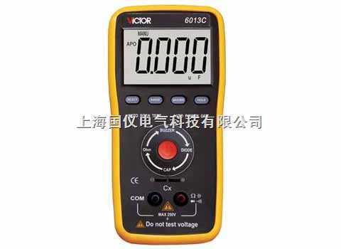 数字电感电容电阻表VICTOR 6013C