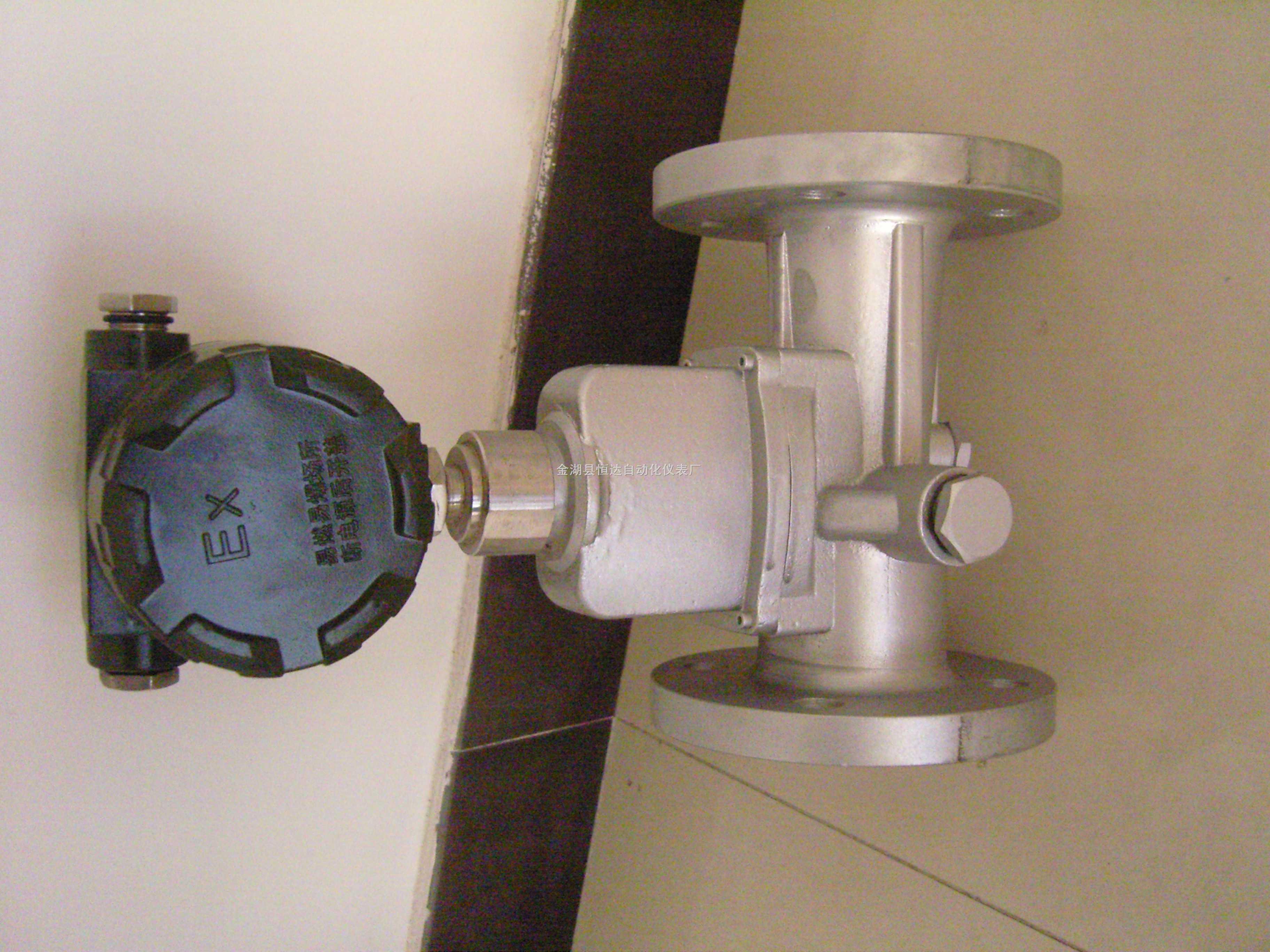 天然气管道式流量计