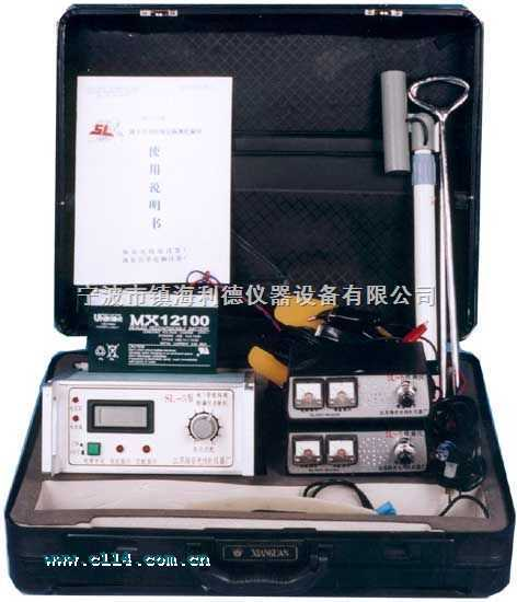 SL-5型地下管道防腐层探测检漏仪,SL-5型地下管道防腐层探测检漏仪