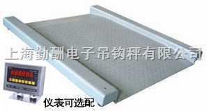 上海勤酬SCS-10T地磅秤