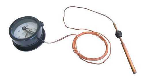 WTZ、WTQ-電接點壓力式指示溫度計