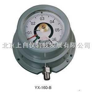 SZY-160B-电接点防爆压力表