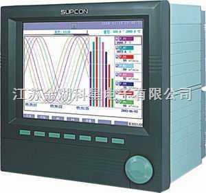 KX800R-中长图彩屏无纸记录仪