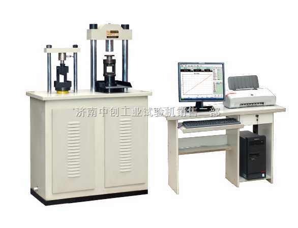 YAW-300C-微机控制水泥抗压抗折试验机