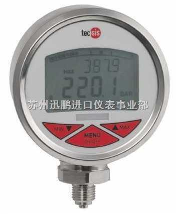 3961-tecsis进口数字压力表