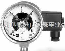 2351-進口電接點壓力表tecsis