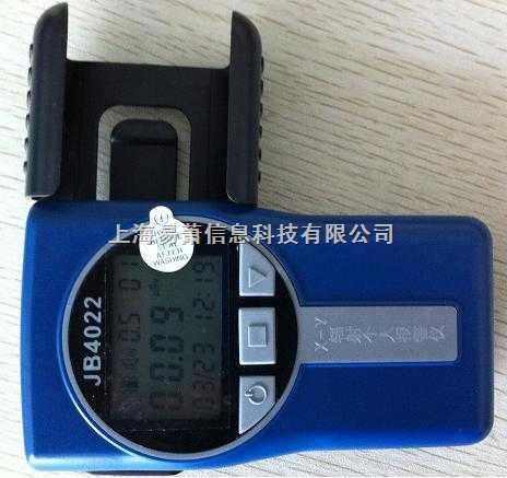 JB4022型个人剂量报警仪