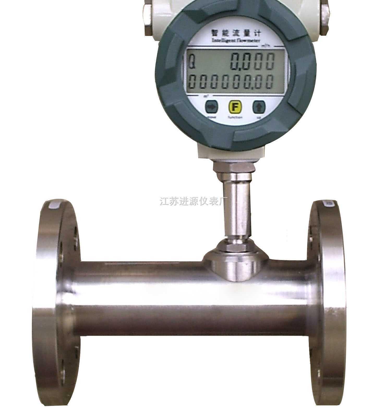 JY-LWQ-气体涡轮流量计