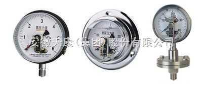 YXC系列特种磁助电接点压力表