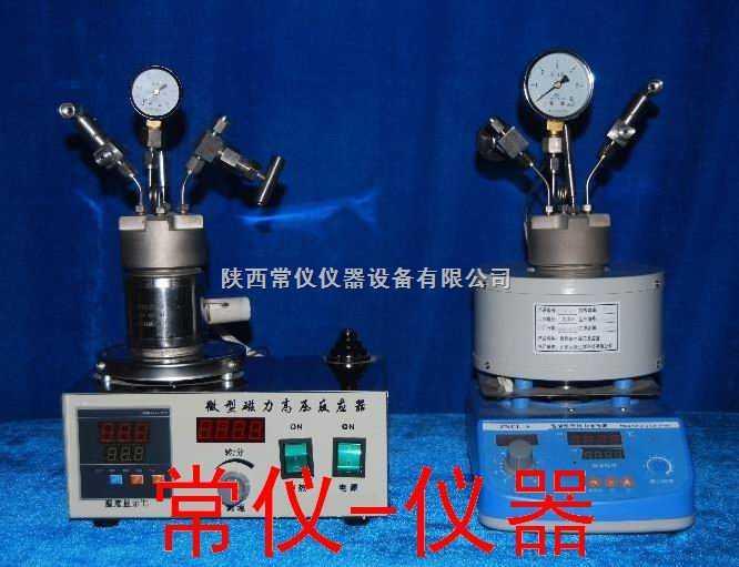 磁力高压反应釜 陕西-常仪仪器