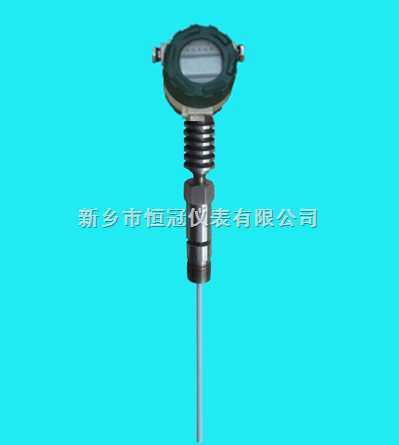 恒冠仪表 防挂科,低功耗射频导纳液位计