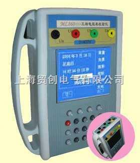 电流测试线1套;4)     电压测试线1套;5)     多功能信号采集器1