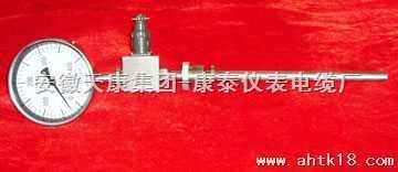 WSSE-411 带热电偶/阻双金属温度计