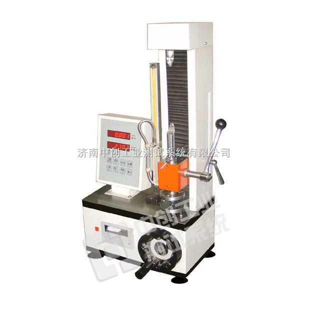 手动弹簧拉力试验机,纸张数显拉力测试仪,电子拉伸检测仪