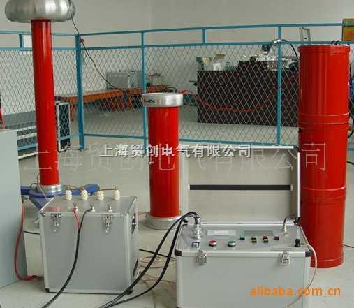 高电压的电容性试品的交接和预防性试验串联谐振