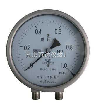 差压CY-150H压力表