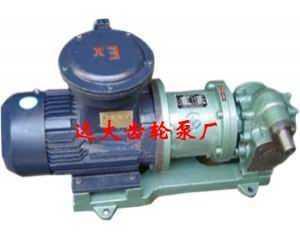 KCBMK磁力齒輪泵