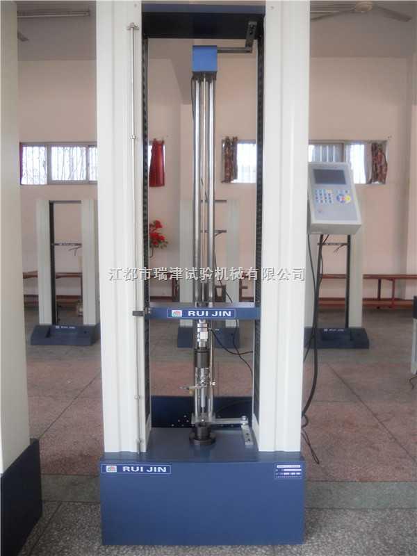 RJ-萬能電子拉力試驗機(0-5000N)。