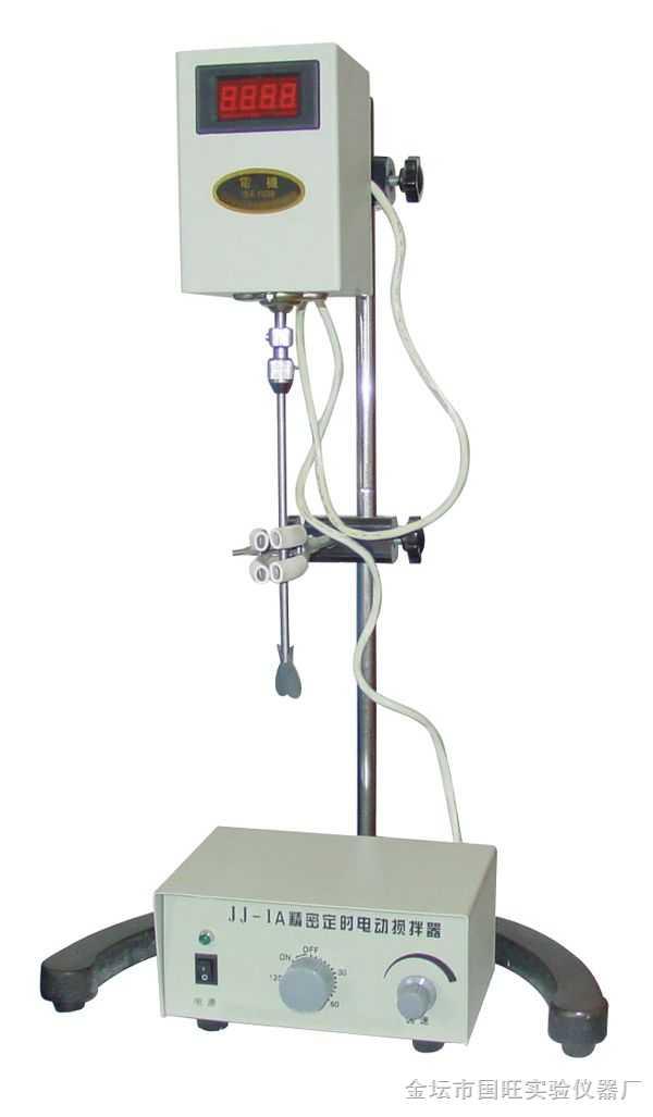 数显测速电动搅拌器价格