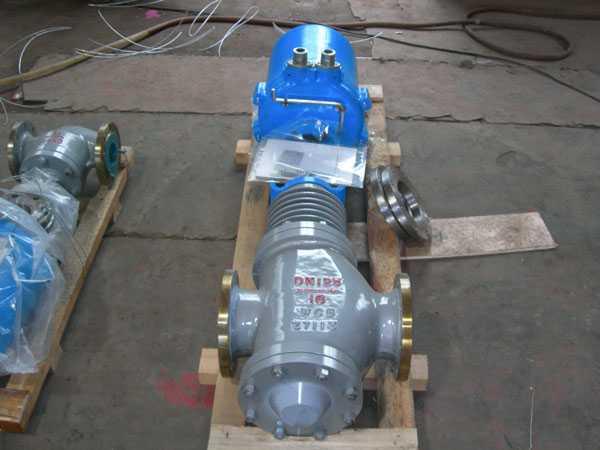 TDP2-電動雙座調節閥