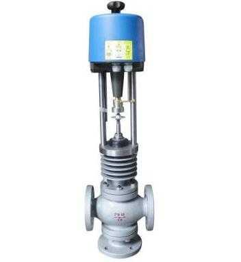 TDD3-電動三通合流調節閥