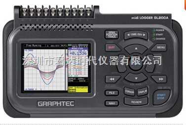 GL200A 10通道温度记录仪,GL200A温度记录仪