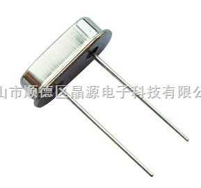 石英晶体谐振器(HC-49S/SMD)系列