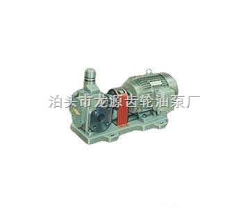 供應圓弧齒輪泵