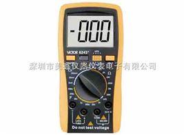 VC6243胜利数字电感电容电阻表