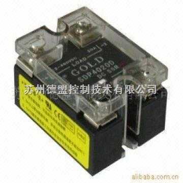 SDP-4010D-卧式直流固态繼電器