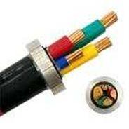 煤矿用聚氯乙烯绝缘护套控制电缆