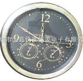 MX-A3大屏钟表式指针温湿度表带时钟